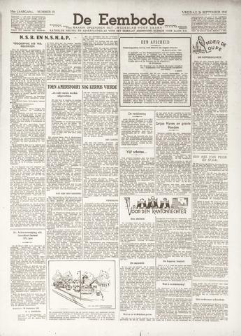 De Eembode 1941-09-26