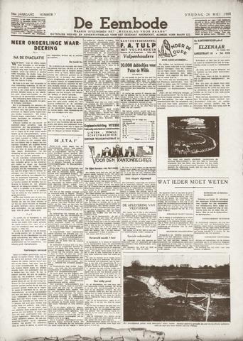 De Eembode 1940-05-24