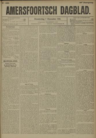 Amersfoortsch Dagblad 1911-12-07