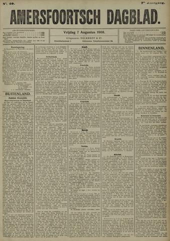 Amersfoortsch Dagblad 1908-08-07