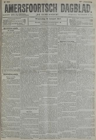 Amersfoortsch Dagblad / De Eemlander 1917-01-31