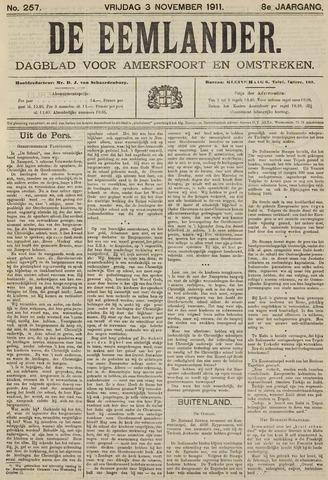 De Eemlander 1911-11-03