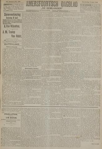 Amersfoortsch Dagblad / De Eemlander 1919-04-03