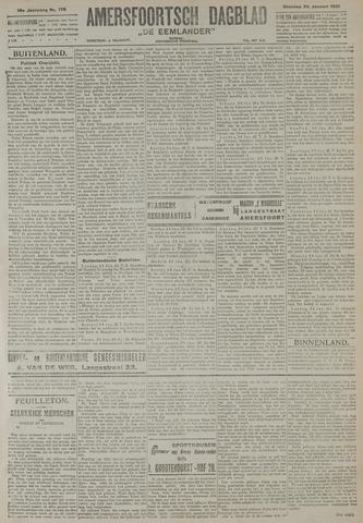 Amersfoortsch Dagblad / De Eemlander 1921-01-25