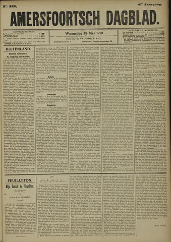 Amersfoortsch Dagblad 1910-05-18