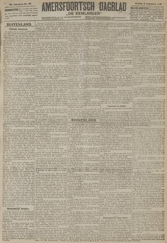 Amersfoortsch Dagblad / De Eemlander 1919-08-08