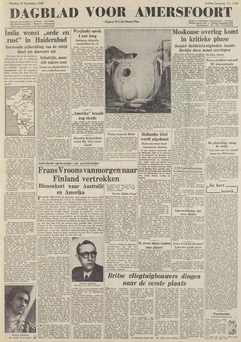 Dagblad voor Amersfoort 1948-09-14