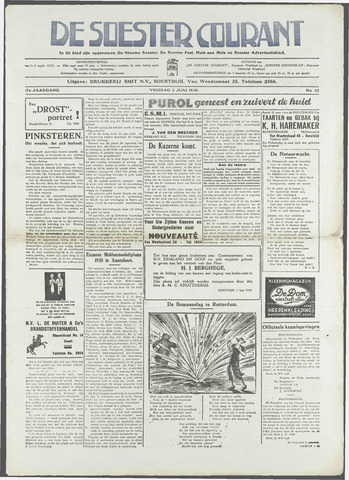 Soester Courant 1938-06-03