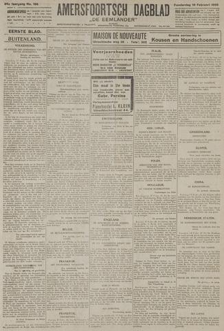 Amersfoortsch Dagblad / De Eemlander 1926-02-18