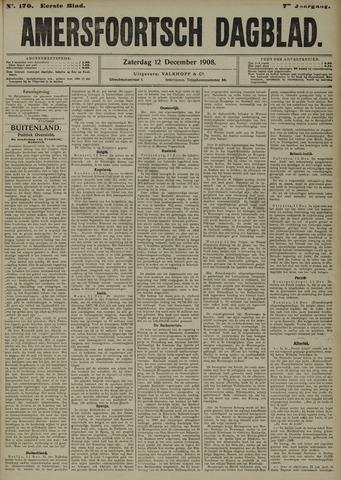 Amersfoortsch Dagblad 1908-12-12