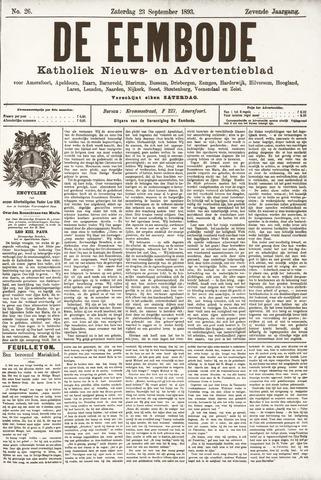 De Eembode 1893-09-23
