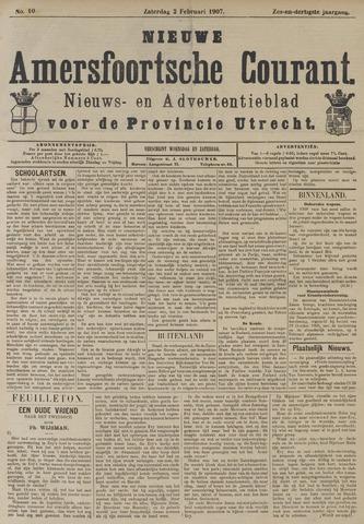 Nieuwe Amersfoortsche Courant 1907-02-02