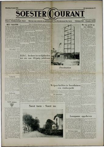 Soester Courant 1966-06-14