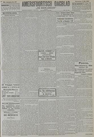 Amersfoortsch Dagblad / De Eemlander 1922-05-17