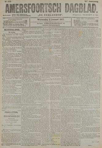 Amersfoortsch Dagblad / De Eemlander 1917-01-03
