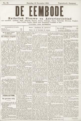 De Eembode 1905-12-16