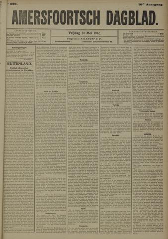 Amersfoortsch Dagblad 1912-05-31