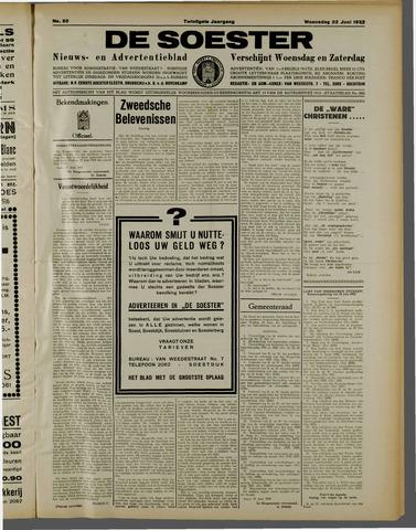 De Soester 1932-06-22