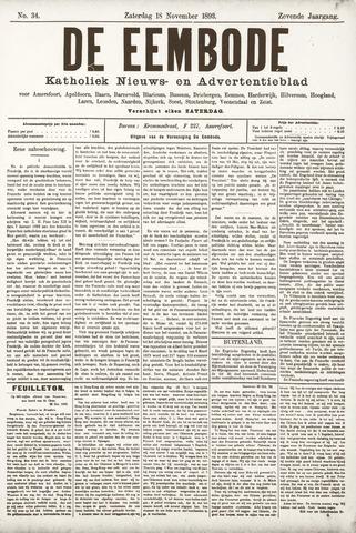 De Eembode 1893-11-18