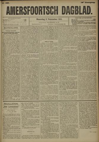 Amersfoortsch Dagblad 1911-11-06