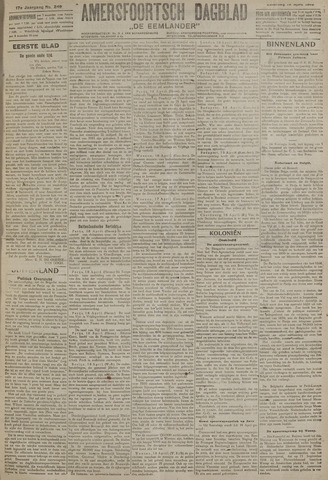Amersfoortsch Dagblad / De Eemlander 1919-04-19