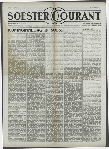 Soester Courant 1958-05-02
