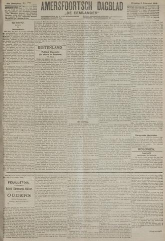Amersfoortsch Dagblad / De Eemlander 1918-02-05