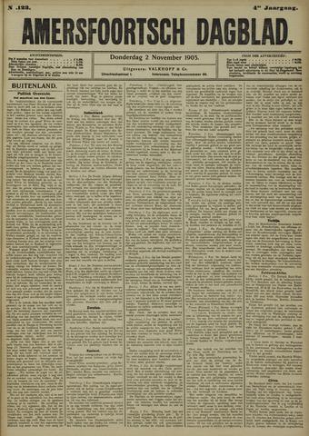 Amersfoortsch Dagblad 1905-11-02