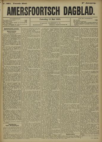Amersfoortsch Dagblad 1905-05-13