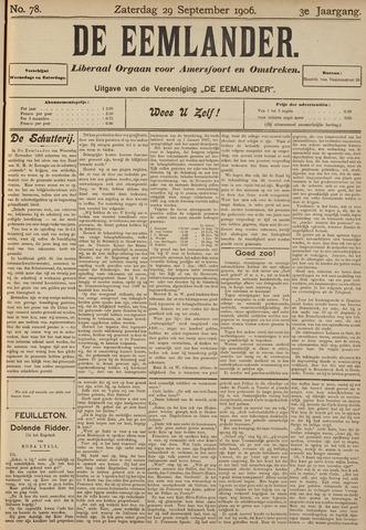 De Eemlander 1906-09-29