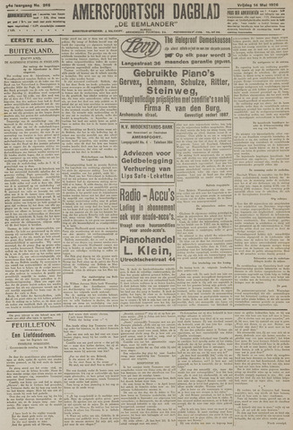 Amersfoortsch Dagblad / De Eemlander 1926-05-14