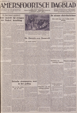 Amersfoortsch Dagblad / De Eemlander 1941-10-30