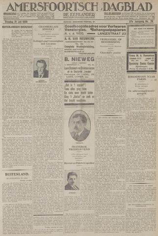 Amersfoortsch Dagblad / De Eemlander 1928-07-31