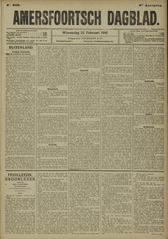 Amersfoortsch Dagblad 1910-02-23