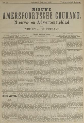 Nieuwe Amersfoortsche Courant 1893-09-02