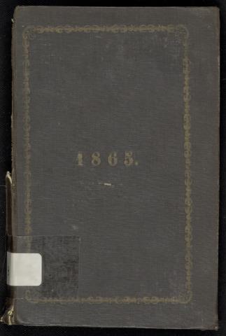 Adresboeken Amersfoort 1865