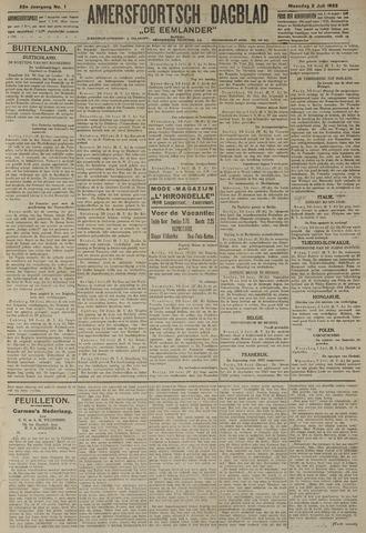 Amersfoortsch Dagblad / De Eemlander 1923-07-02