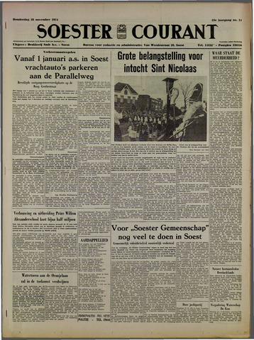 Soester Courant 1974-11-28