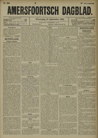 Amersfoortsch Dagblad 1909-09-29