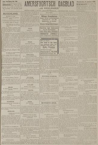 Amersfoortsch Dagblad / De Eemlander 1926-01-14