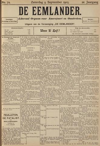 De Eemlander 1905-09-09