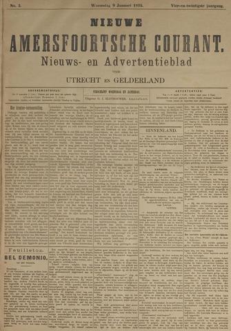 Nieuwe Amersfoortsche Courant 1895-01-09