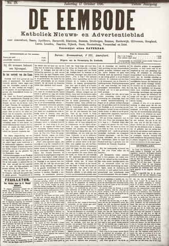 De Eembode 1896-10-17