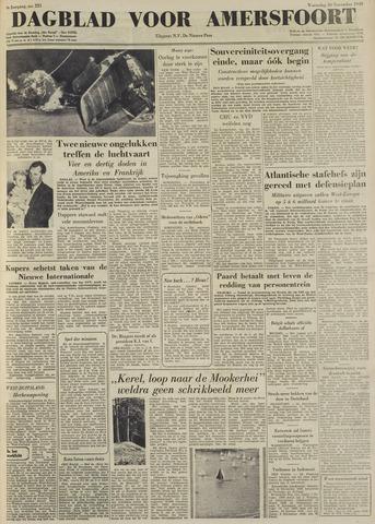 Dagblad voor Amersfoort 1949-11-30