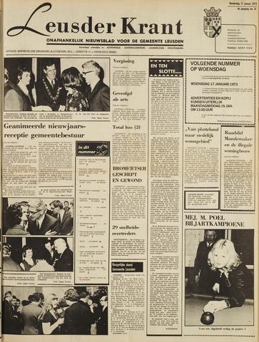 Leusder Krant 1973-01-11