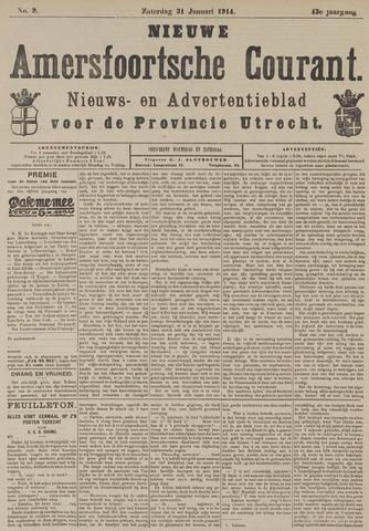 Nieuwe Amersfoortsche Courant 1914-01-31