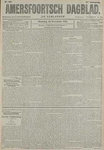 Amersfoortsch Dagblad / De Eemlander 1913-12-29