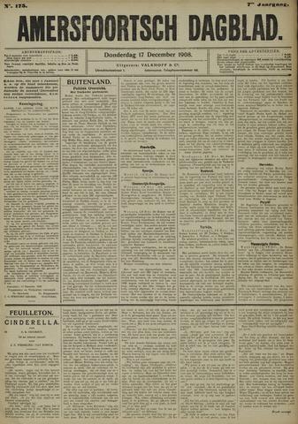 Amersfoortsch Dagblad 1908-12-17