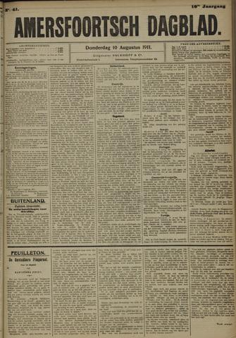 Amersfoortsch Dagblad 1911-08-10