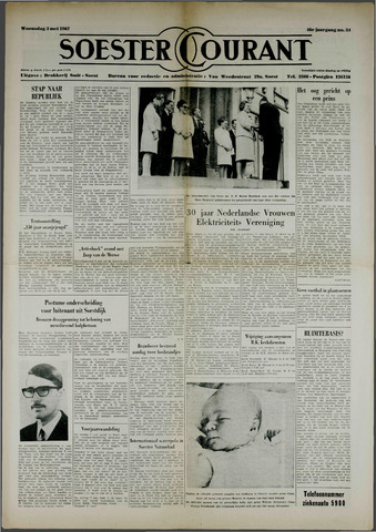 Soester Courant 1967-05-03